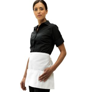 3-open-pocket waist apron Thumbnail