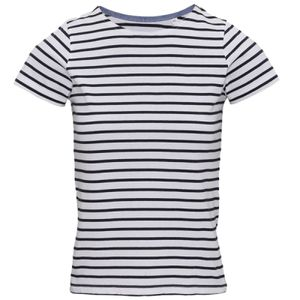 Women's Marinière coastal short sleeve tee Thumbnail