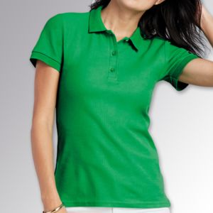 Women's Premium Polo Shirt Thumbnail