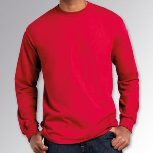 Ultra Cotton Men's Long Sleeve T-shirt Thumbnail