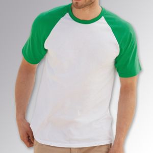 Short Sleeve Baseball T-Shirt Thumbnail
