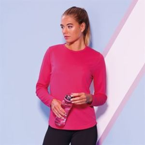 Women's Long Sleeve Cool T Sports Shirt Thumbnail