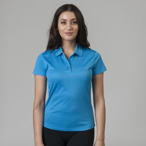 Women's Cool Sports Polo Shirt Thumbnail