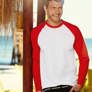 Long Sleeve Baseball T-Shirt Thumbnail